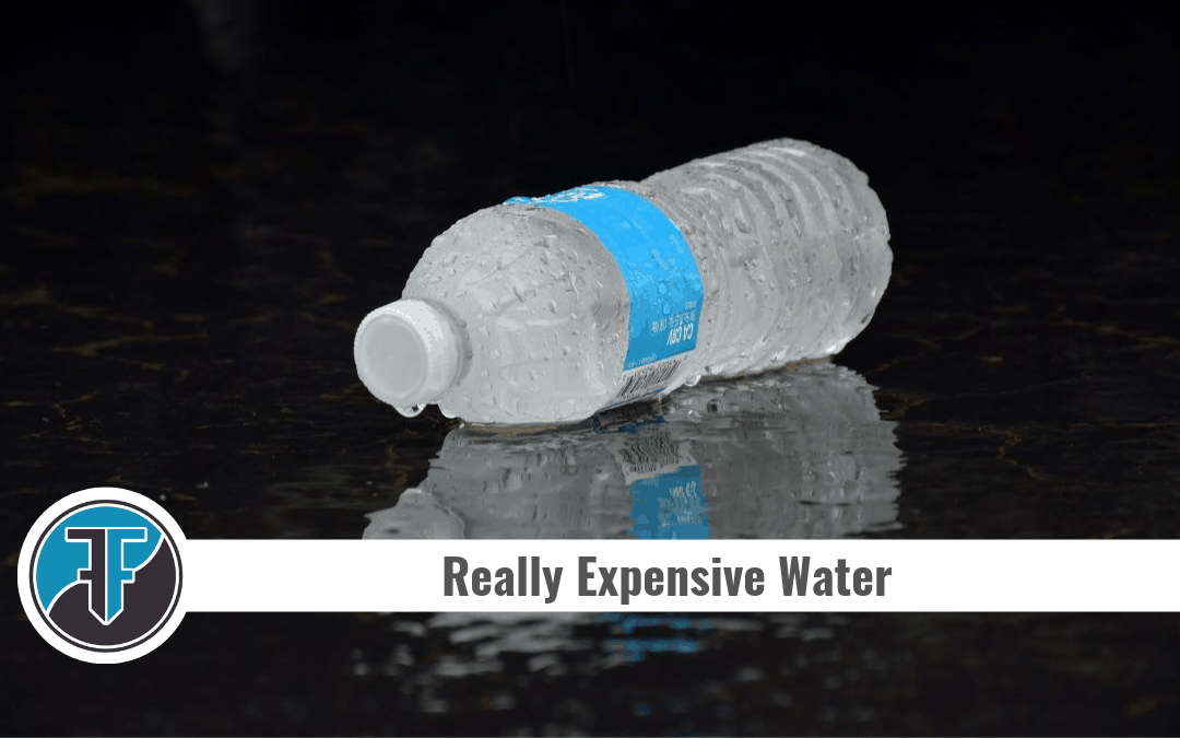 Really Expensive Water