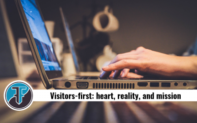 3 strong reasons to have a visitor-focused website