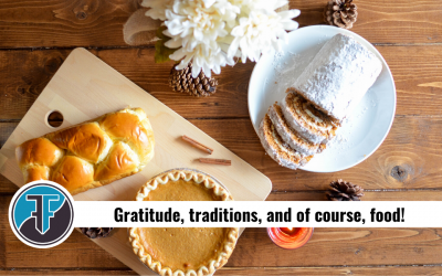 11 engaging social media prompts for Thanksgiving