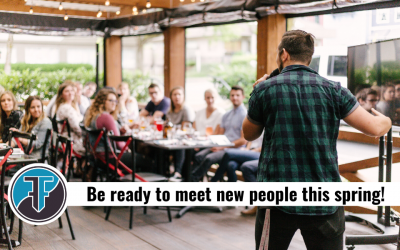 Welcome new people with 8 awesome spring outreach ideas