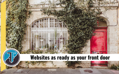 How to make your website more welcoming