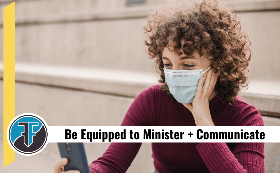 Be Equipped to Minister in 2021 with our list of recommended church comms resources