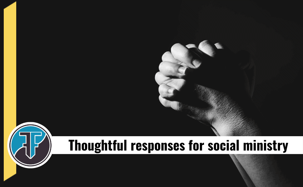 Eight steps to make the most out of your prayer request responses provide an outline for thoughtful responses and social ministry
