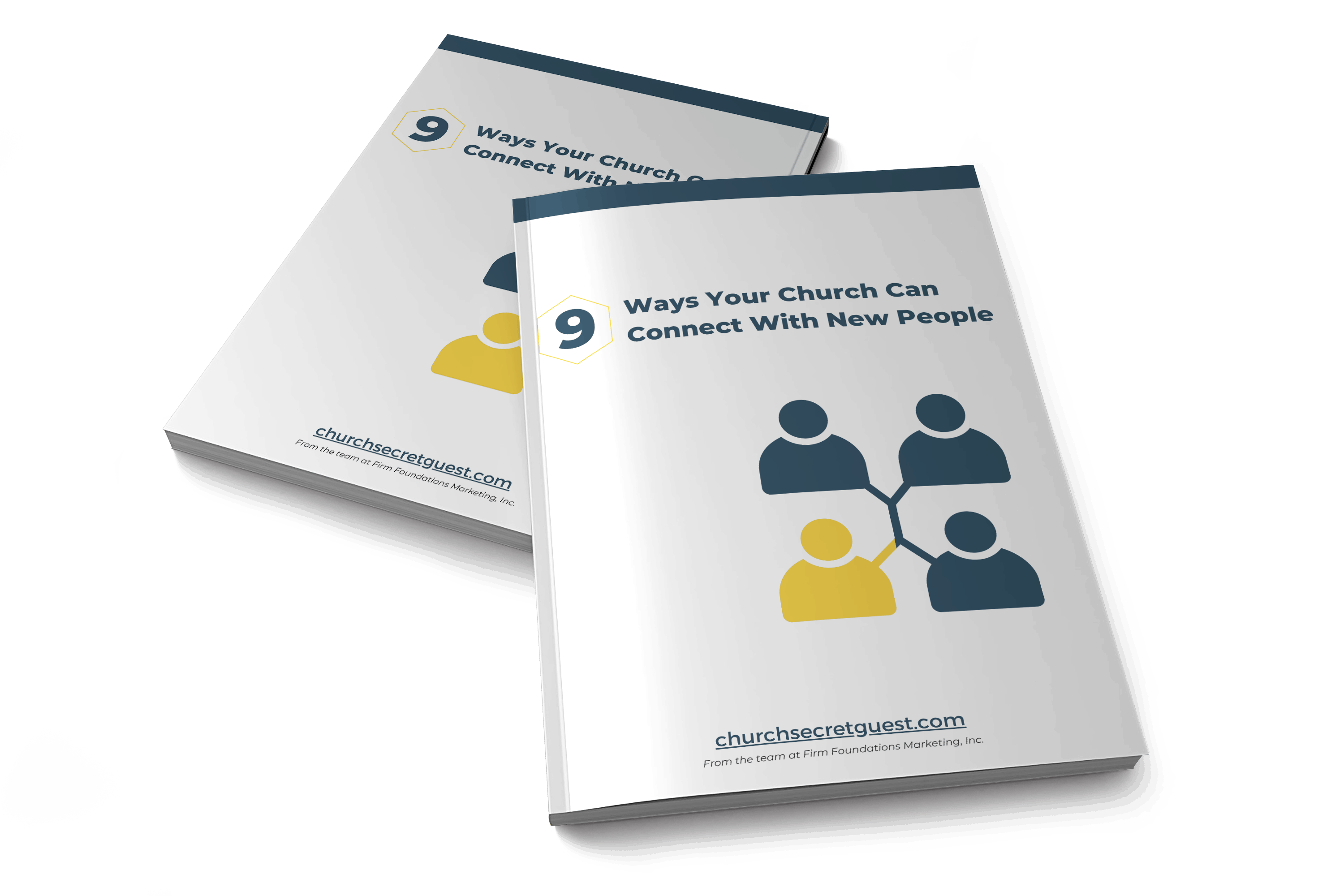 9 Ways Your Church Can Connect with New People eBook