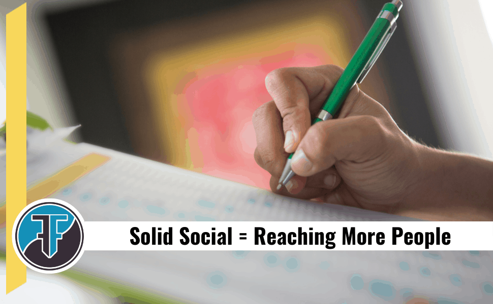 church social media audit