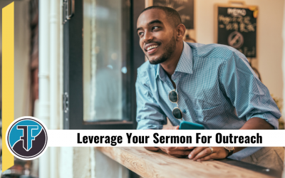 10 Ways to repurpose your sermon video (and attract guests to your church)